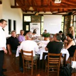Πρώτη ελληνική γιορτή τρούφας,Ιούλιος 2008