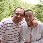 Τζέλικο (Σεφ) και Νόη Ιωαννίδου(Σεφ και μέλος του Chef Club Αθηνών)